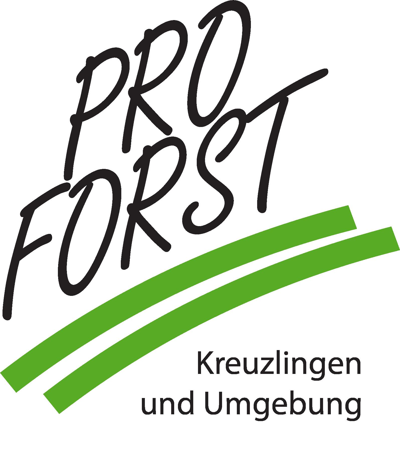 Logo ProForst weiss