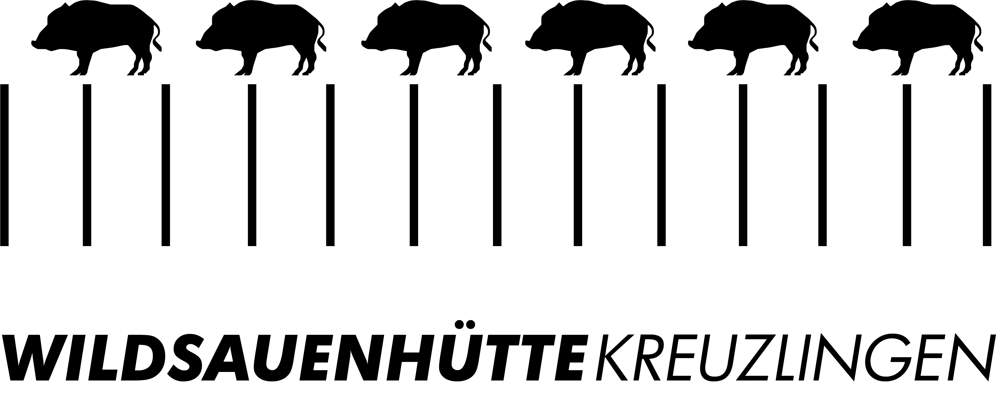 Logo Wildsauenhütte